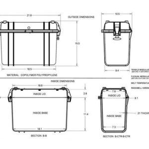 Acme Moto 2 Dimensions