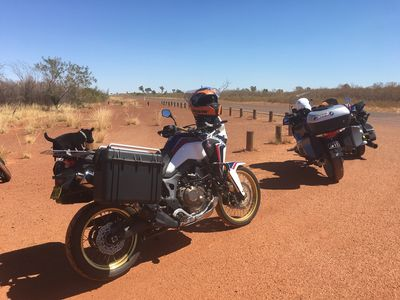 Acmemoto2 Panniers tested in Austarlia