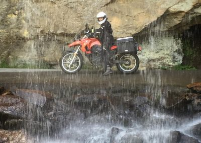 Linda Bridal Falls